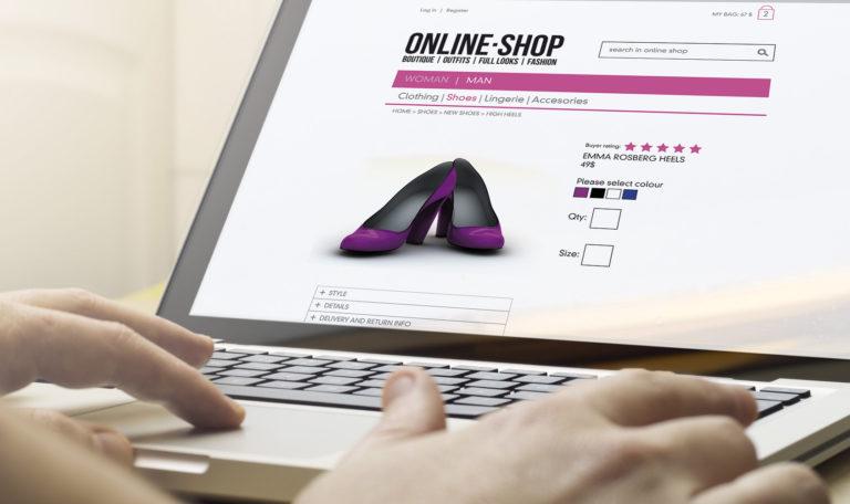 Nettbutikk og netthandel