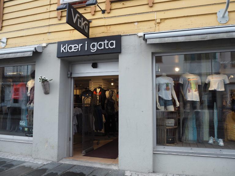 c50f858d Klesbutikken Vi:Ki i Florø er nå på nett