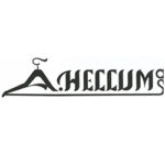 Logo til klesbutikken A.Helllum