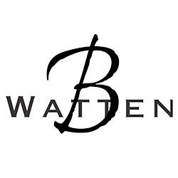 Logo til klesbutikken B.Watten